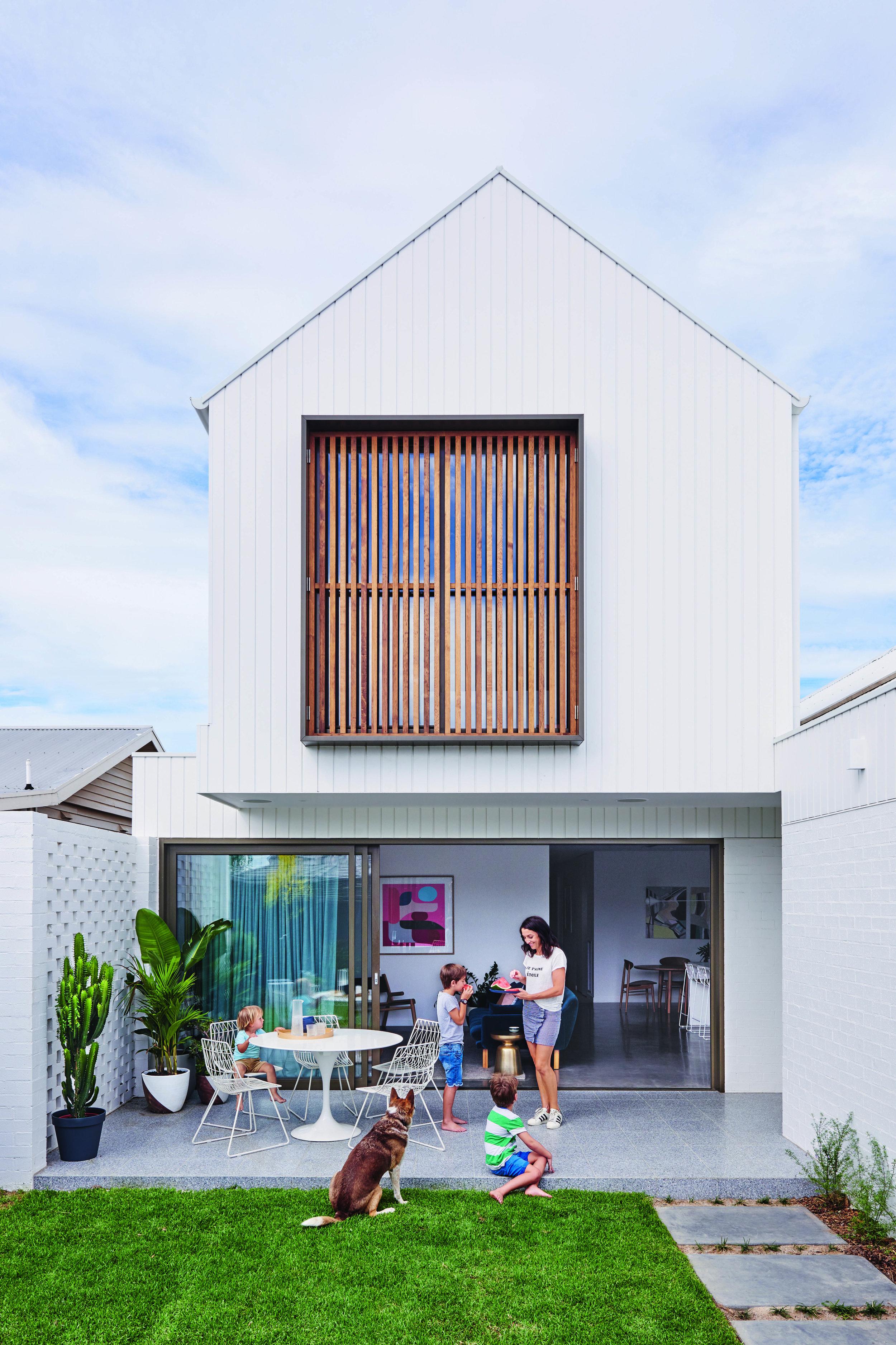 Bellerine Pavilion House | Tecture Architecture and Interior Design | Photo: Ben Robertson and Nikole Ramsay