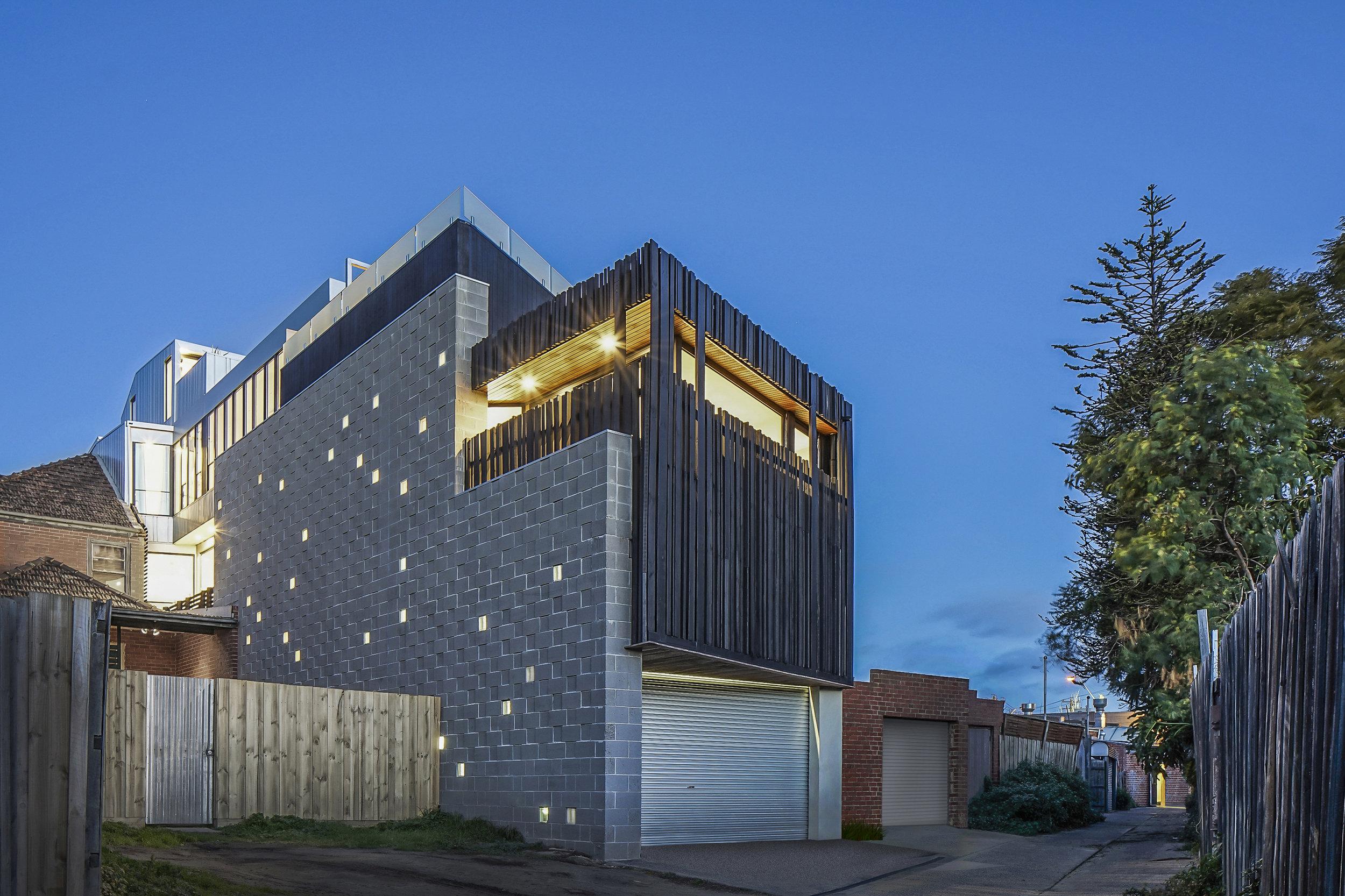 H.I.V.E. X FIVE | Megowan Architectural | Photo: Megowan Architectural