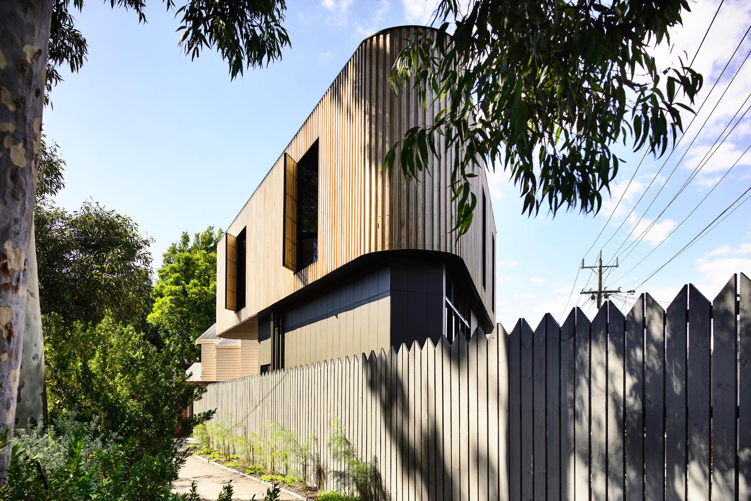 Triangle House | MOLECULE Studio | Photo: Derek Swalwell