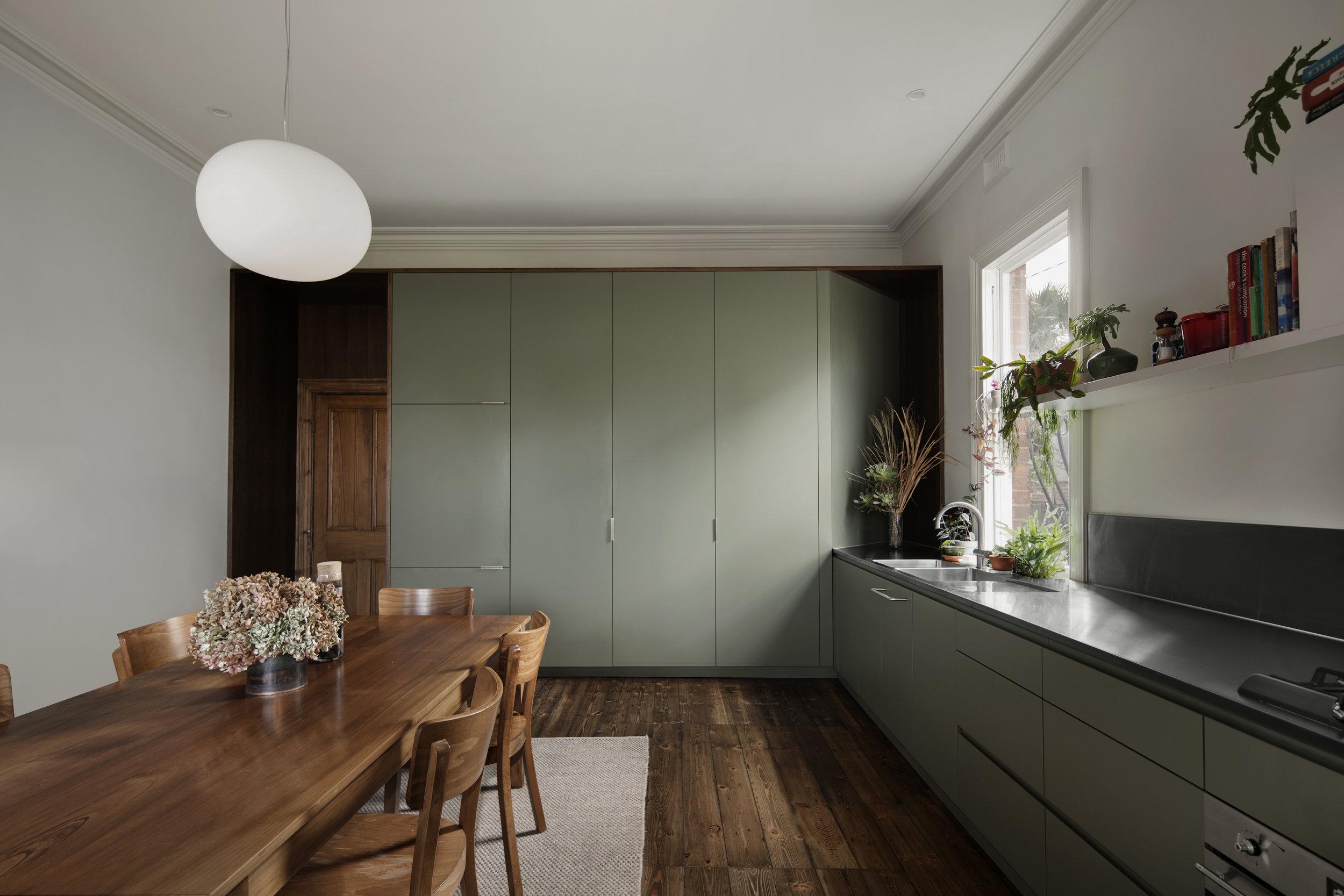 Falconer Street Residence | Sonelo Design Studio | Photo: Ben Hosking