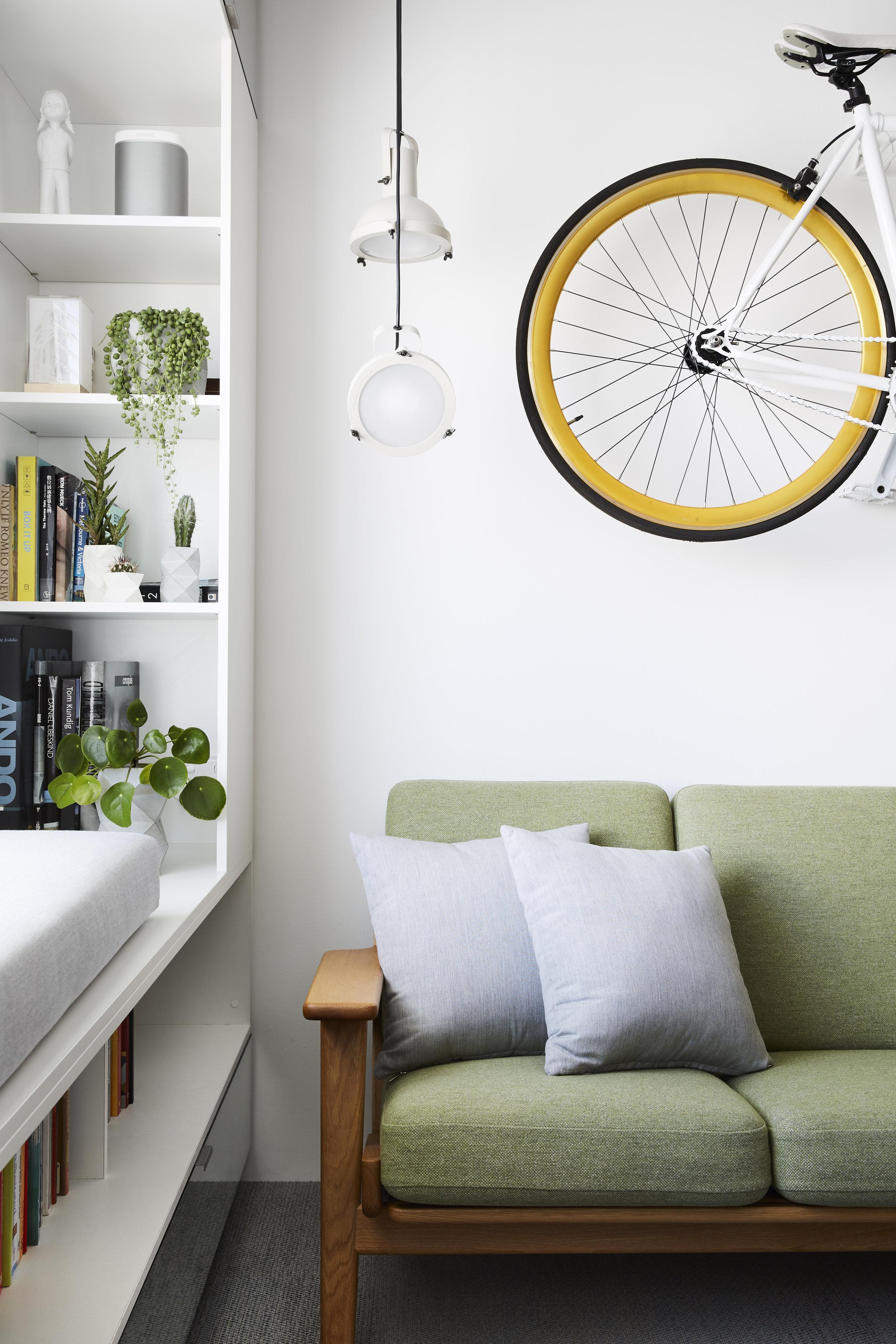 Type Street Apartment | tsai Design | Photo: Tess Kelly Photography