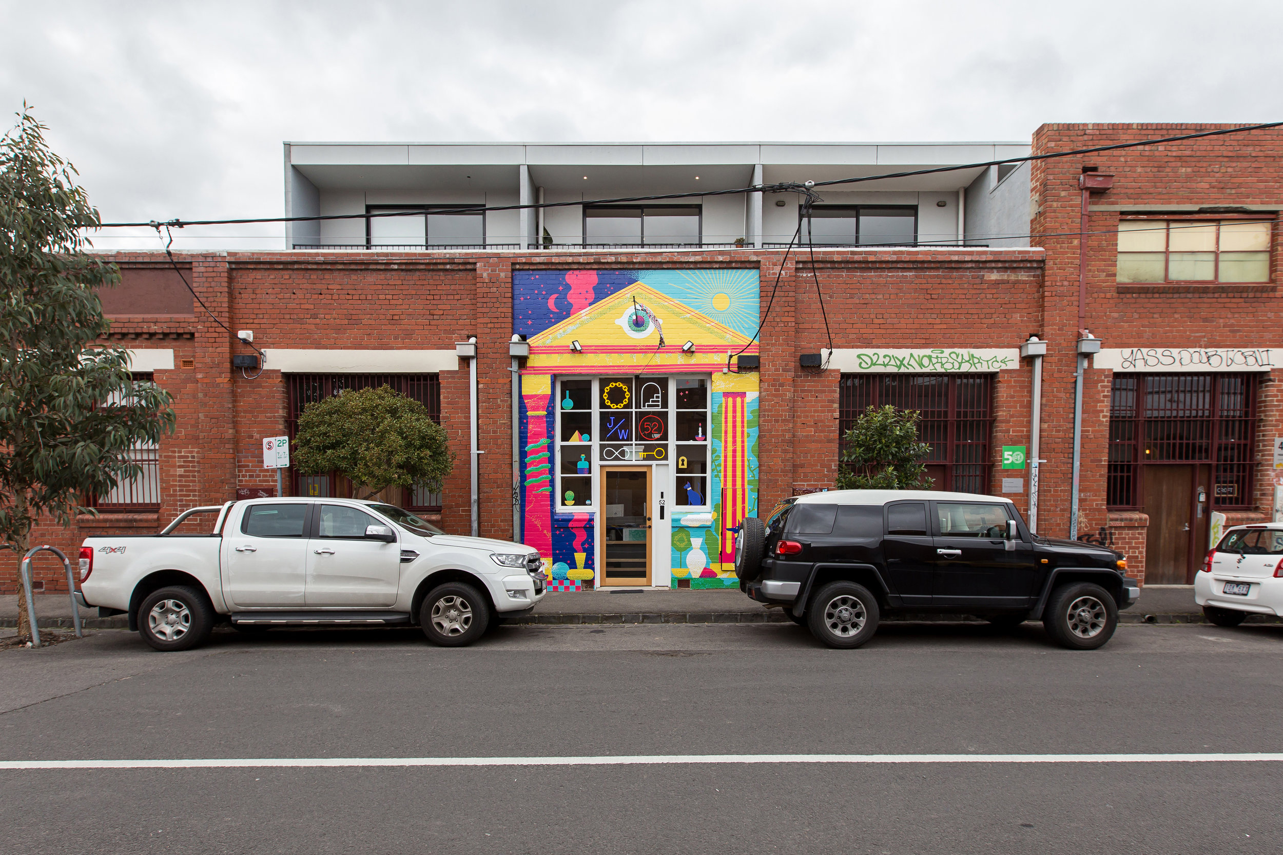 Jacky Winter HQ | Nest Architects | Photo: Tatanja Ross