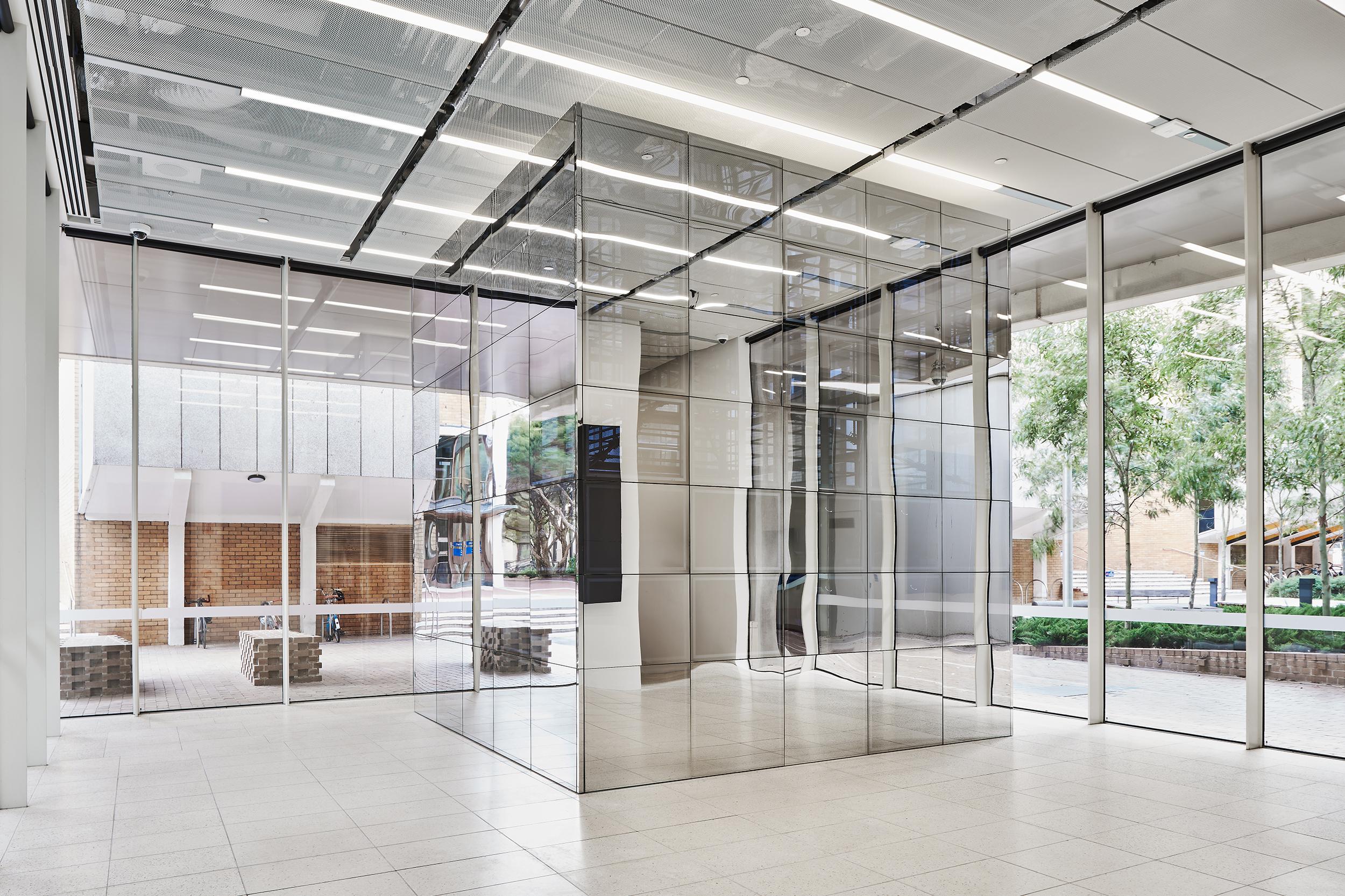 NExT Lab: New Experimental Technology Lab | Ample Architecture | Photo: Dan Hocking