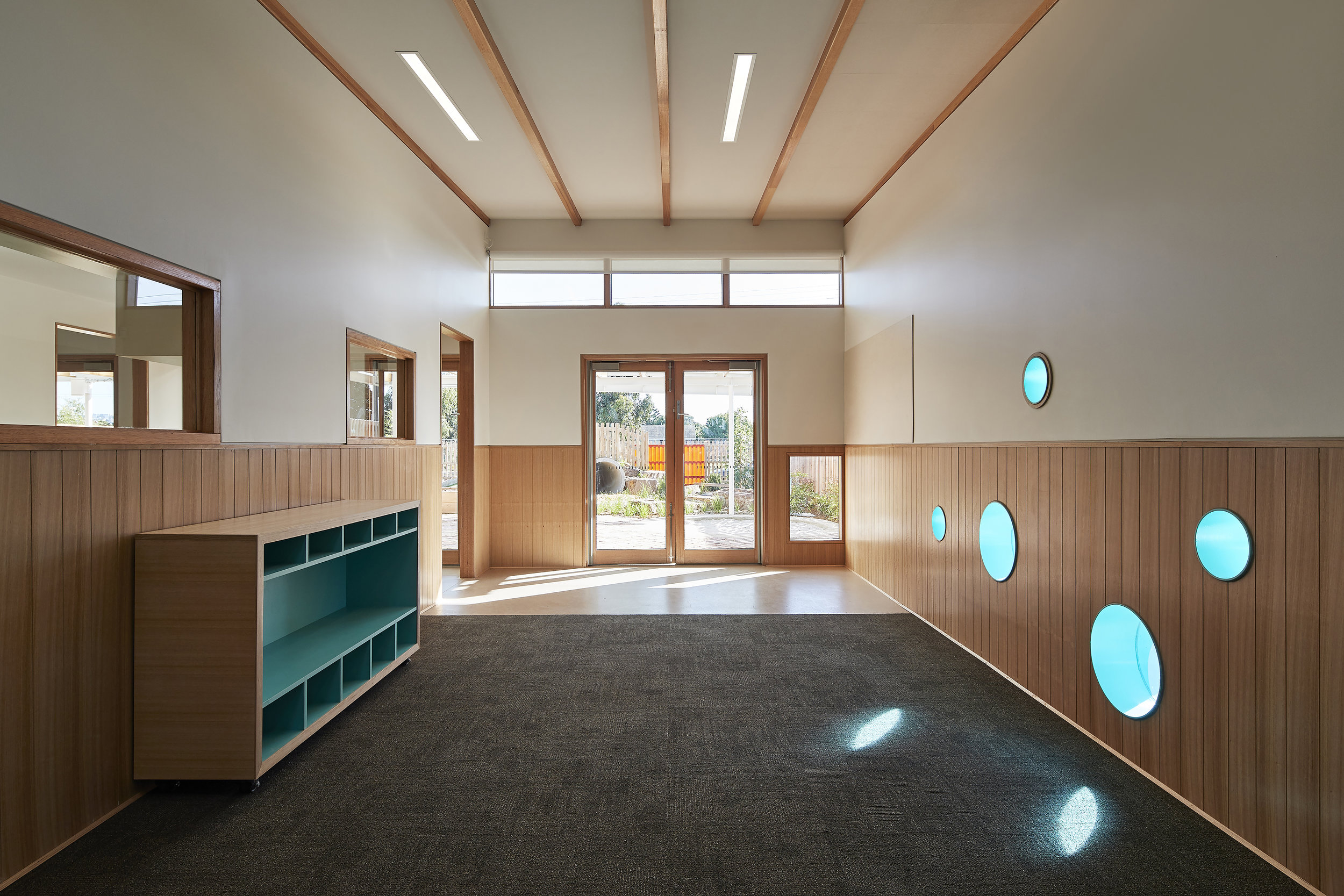 Noriter Early Learning Centre | Nest Architects | Photo: Peter Bennetts