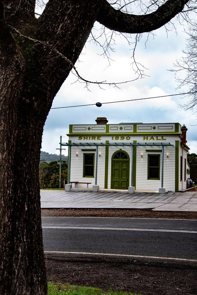 Glenlyon Shire Hall Upgrade | brad hooper architect | Photo: Simon Dow, Photographer