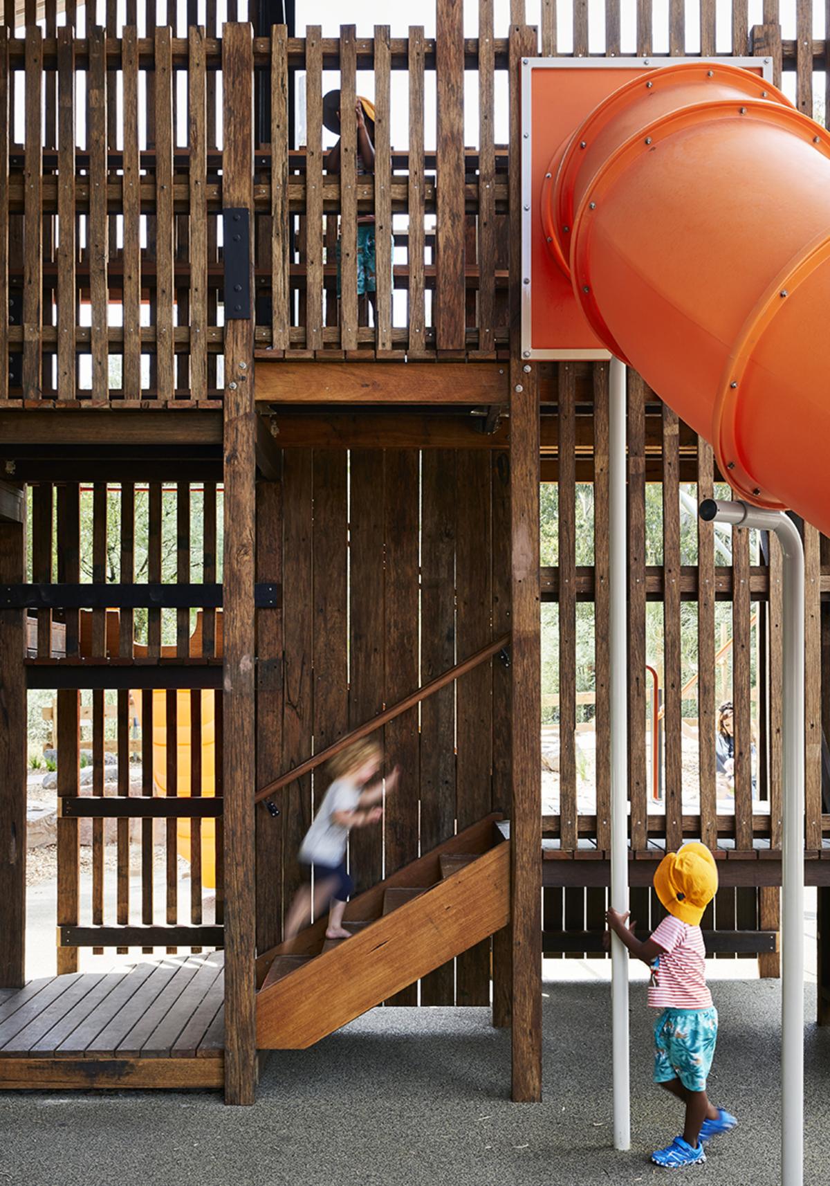 Eltham North playground