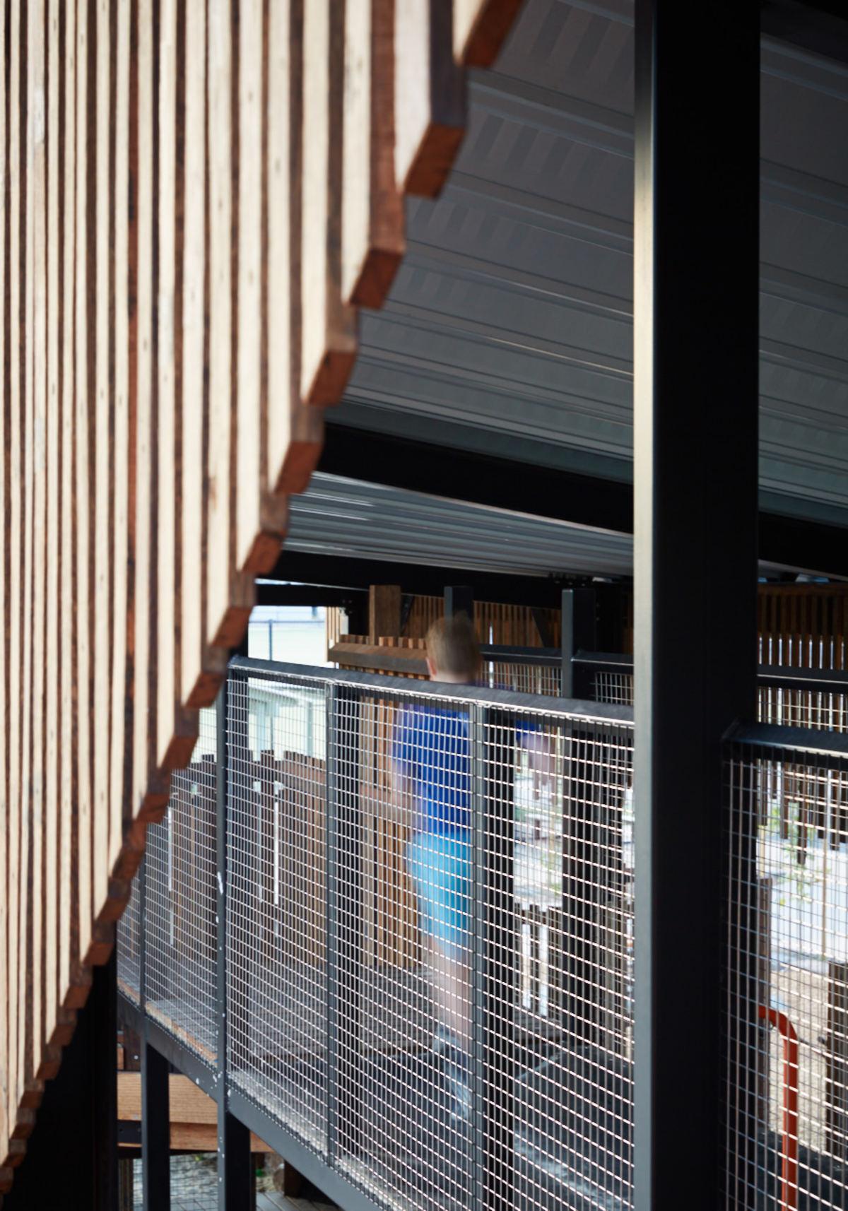 Playground design by Gardiner Architects