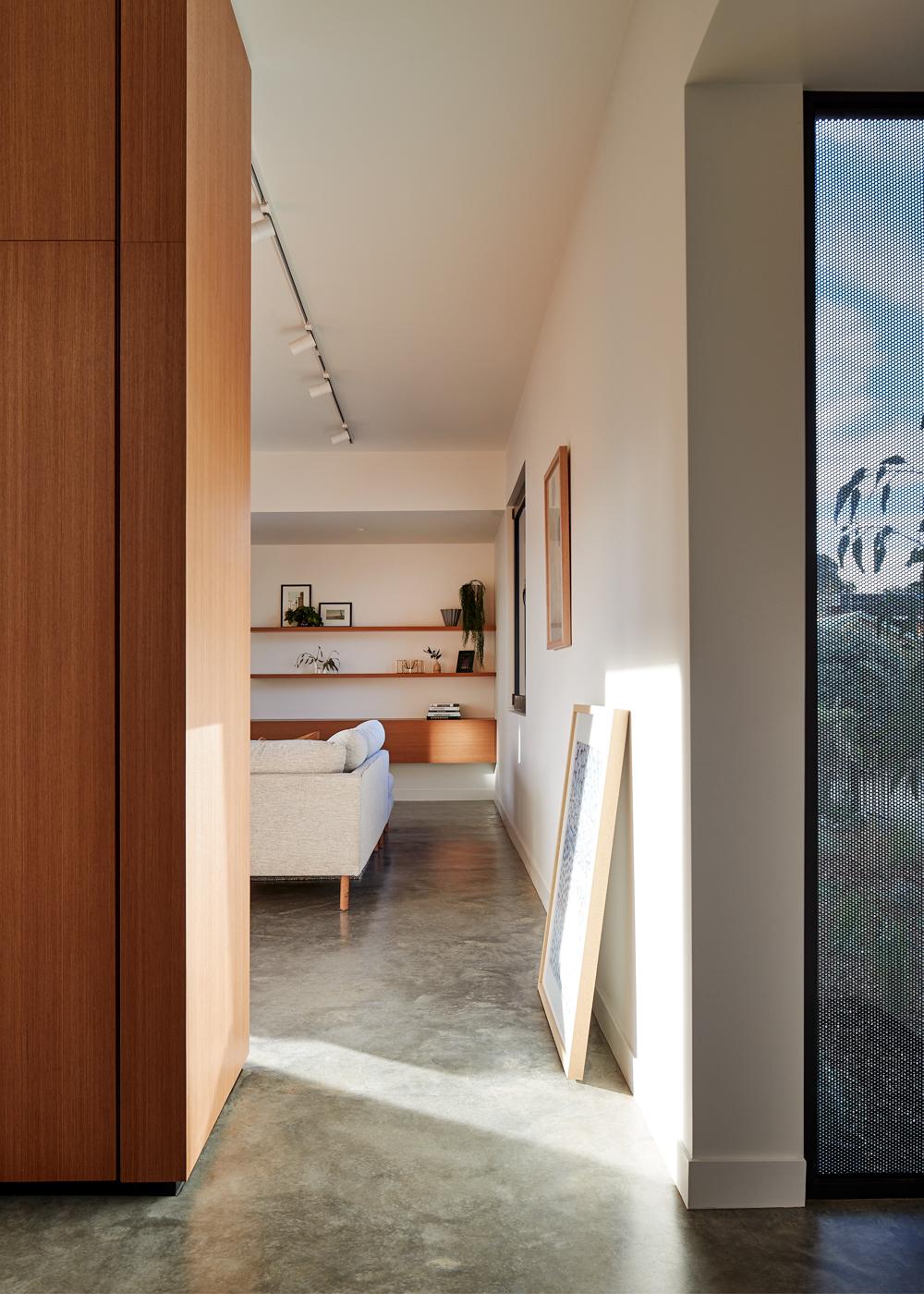 Living spaces in Australia
