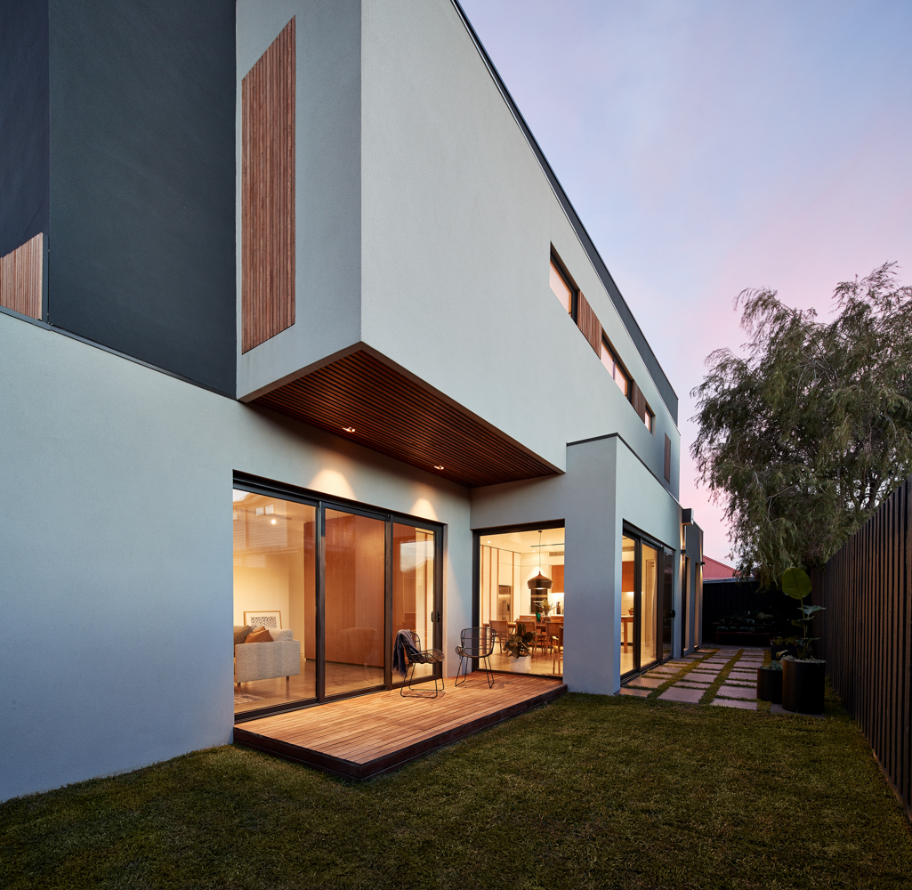 Architecture firm using solar energy
