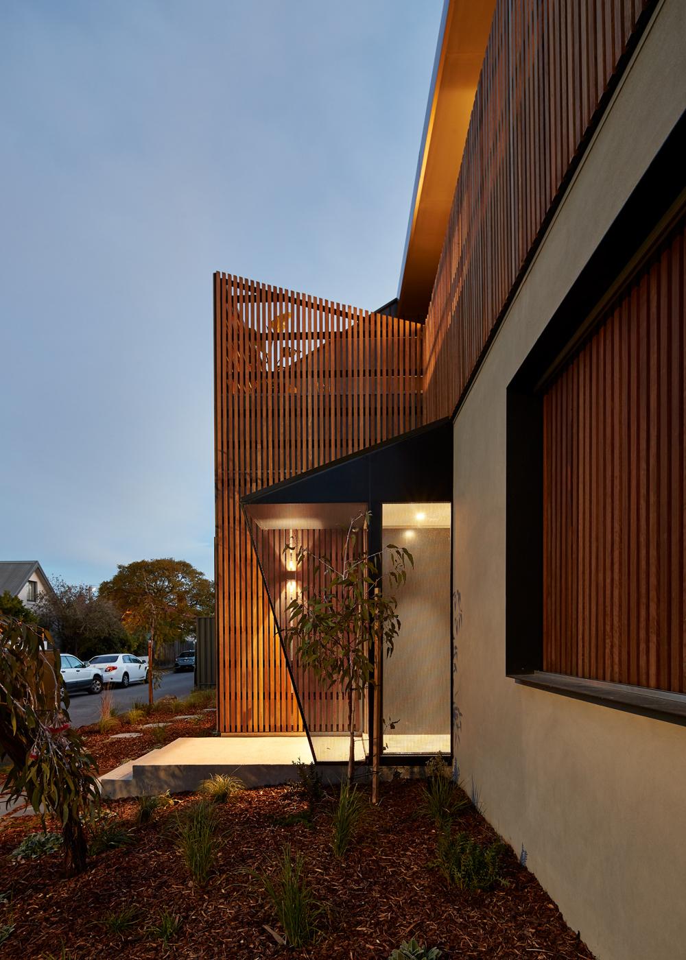 solar energy housing