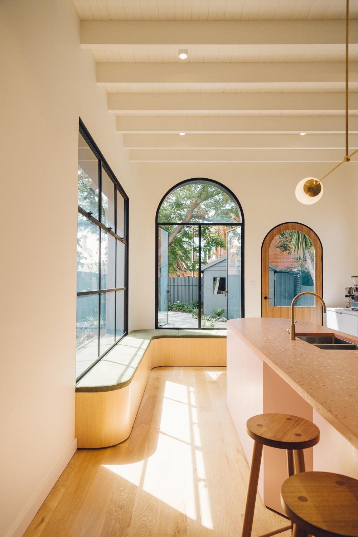 Light-filled room design