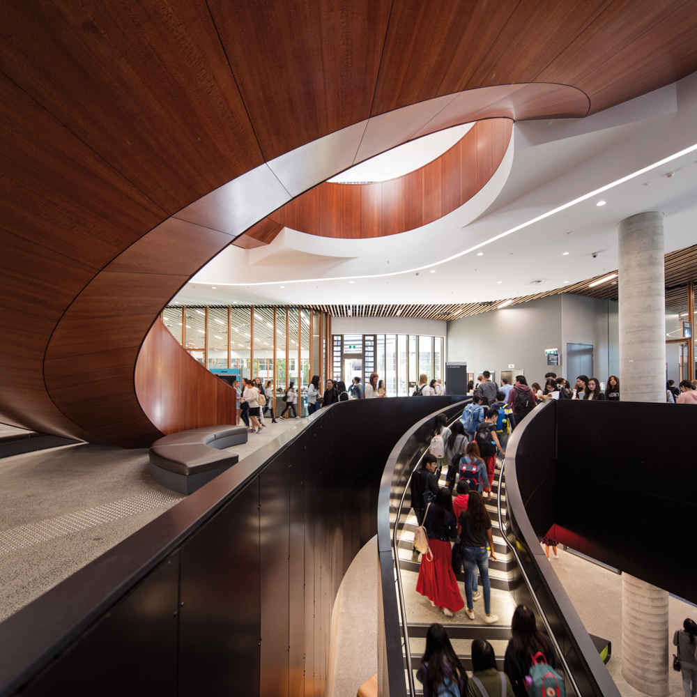 Architecture of the University of Sydney Business School