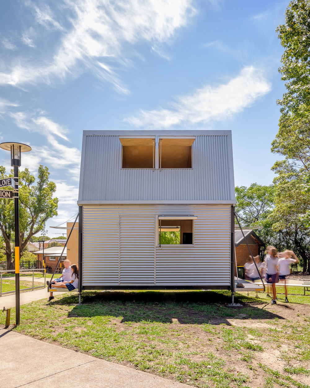 Moveable homes