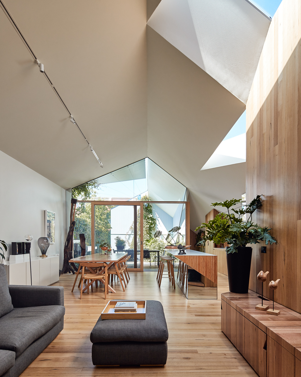 Living space design