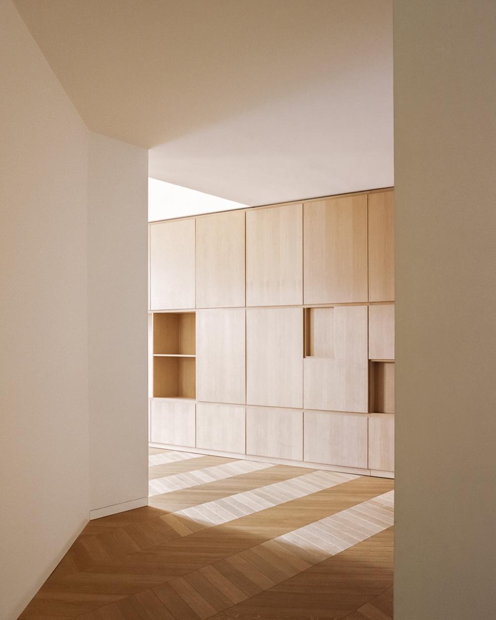 Italian apartment design