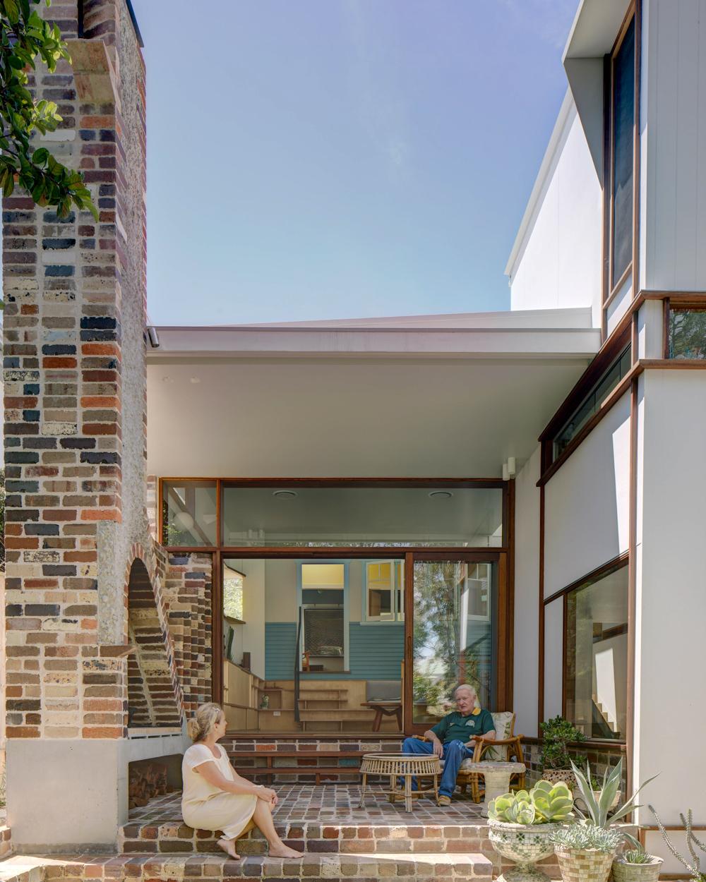 Home outdoor area ideas