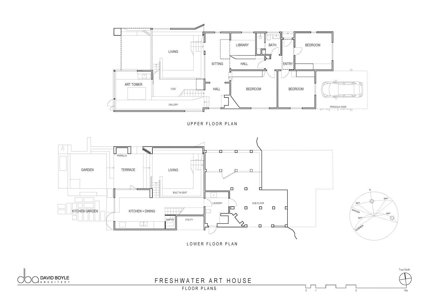 House floorplan design