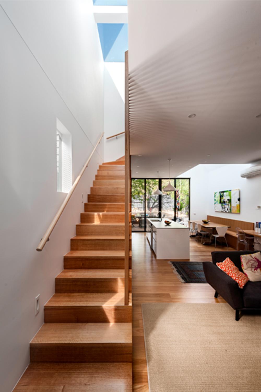 Home staircase design idea