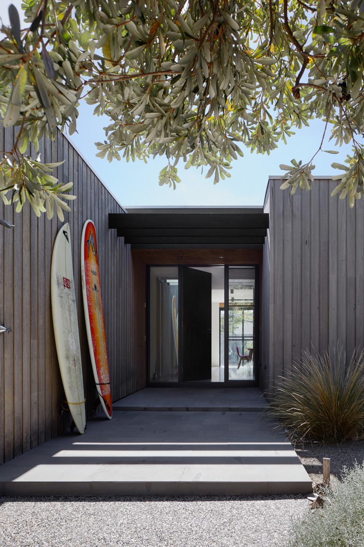 House for surfer