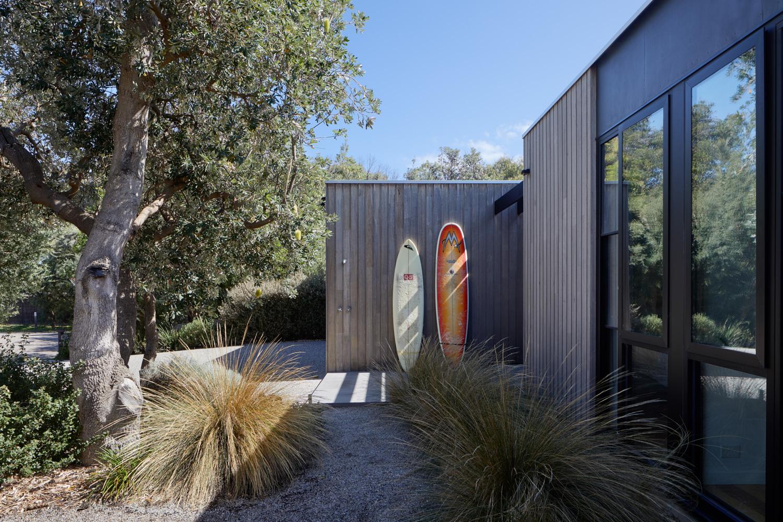 Coastal home design