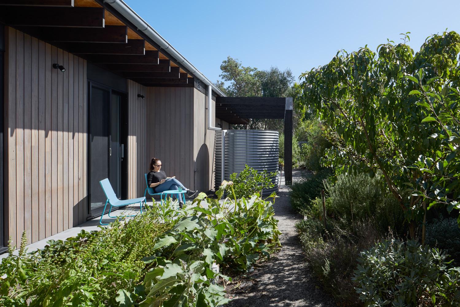 Landscape idea for home