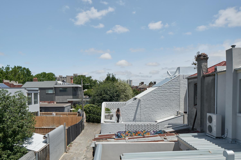 Fitzroy architecture Melbourne