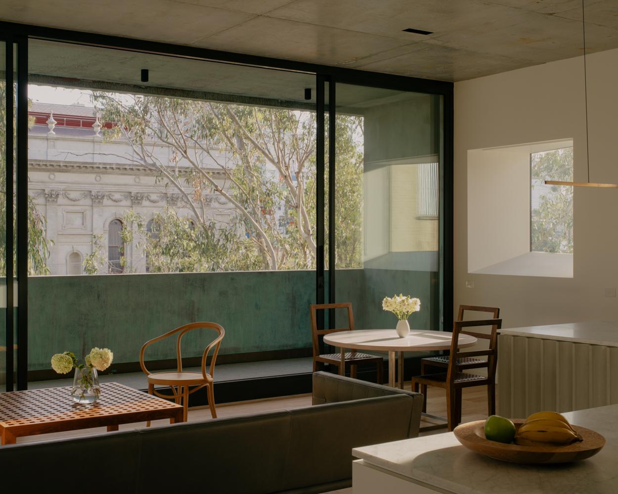 Melbourne apartment interior