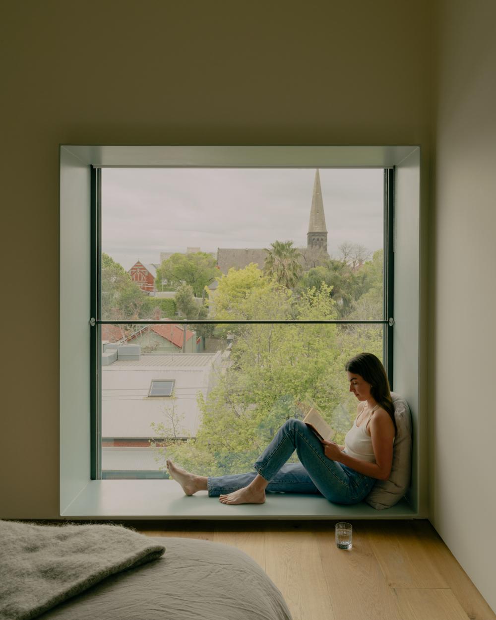Window seat idea