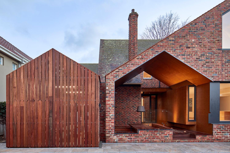 Home gable design