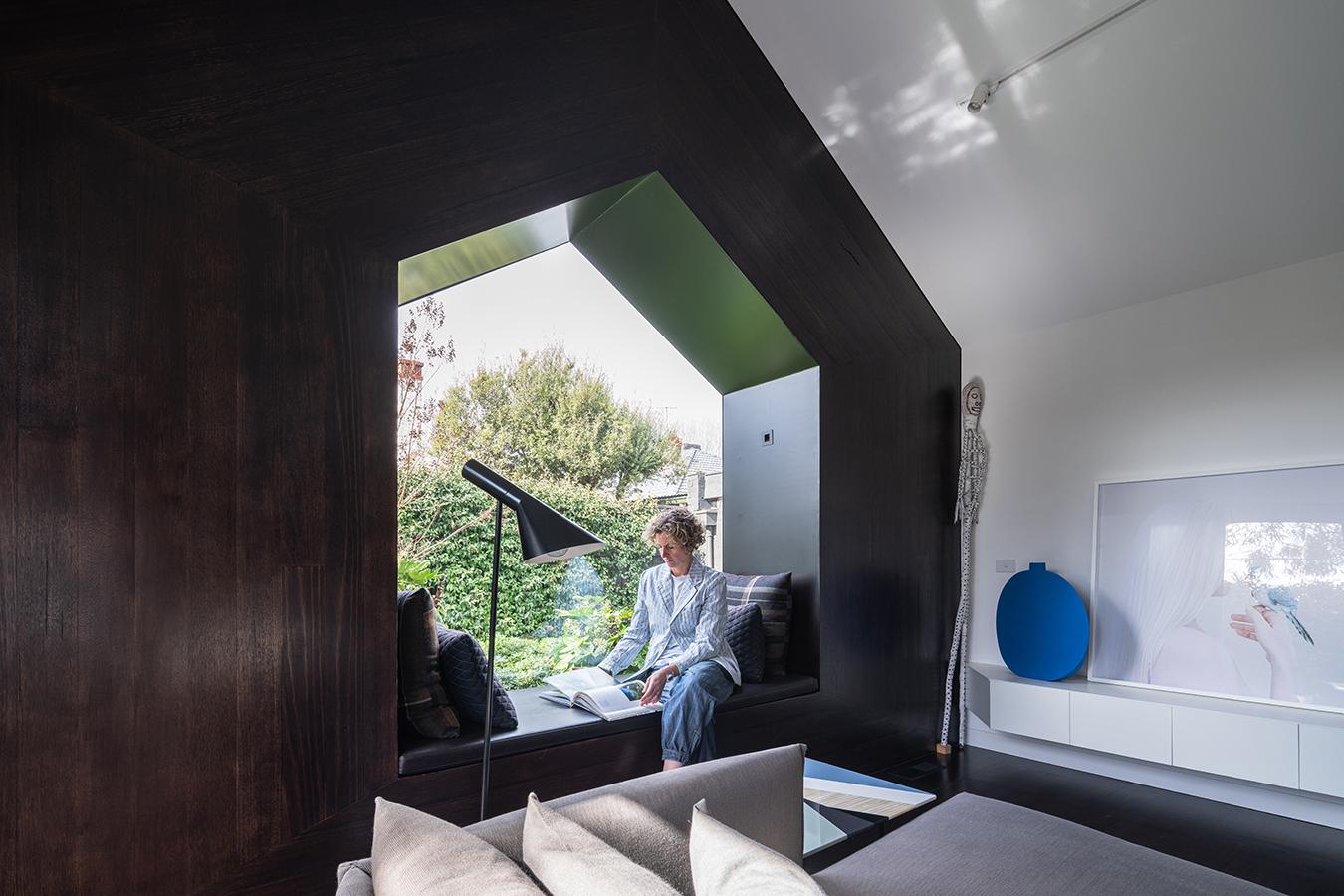 Pentagon House FMD Architects Melbourne architecture video