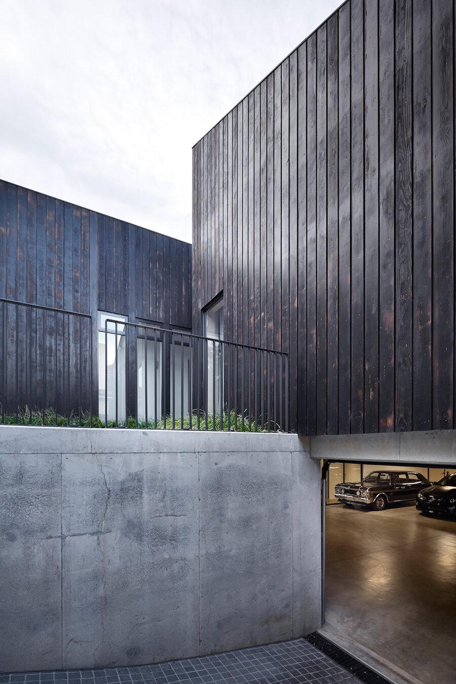 Cedar House JPE Design Studio Adelaide Architecture Design