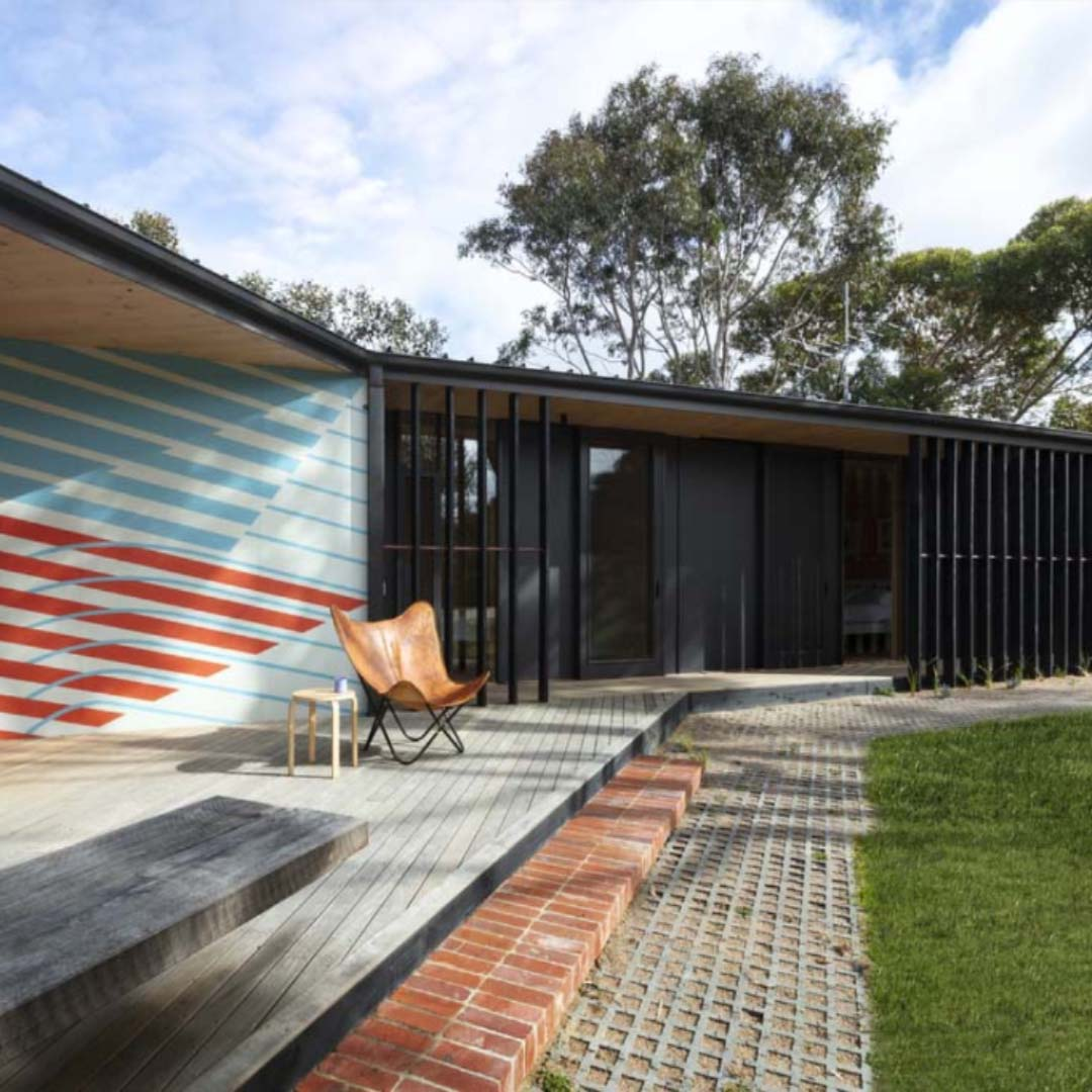 CLT House by EM Architects | Photographed by Dianna Snape