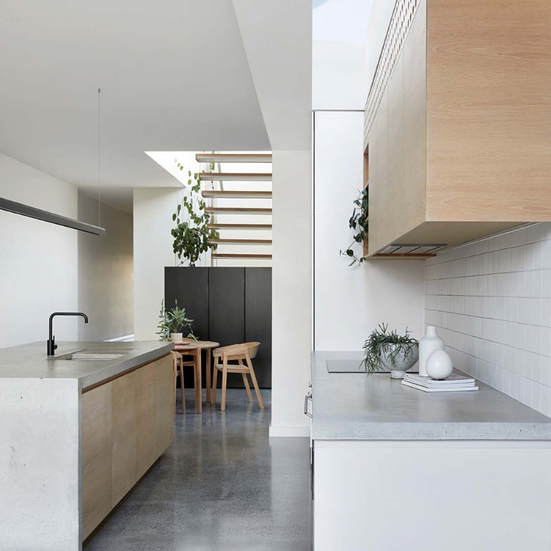 Cable House by Tom Robertson Architects | Photographed by Tatjana Plitt