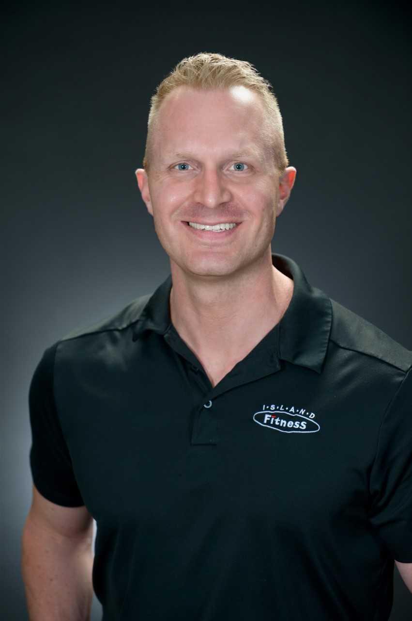 GAVIN DEWITT | Fitness Director