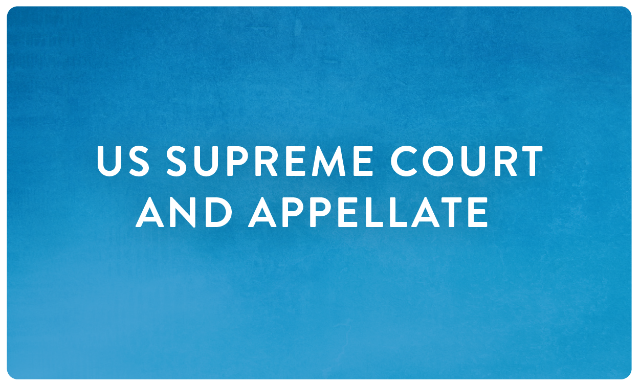 US Supreme Court and Appellate
