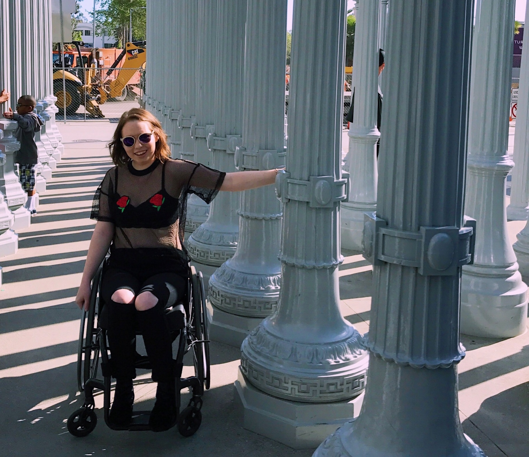 re: Social justice, disability, life. -