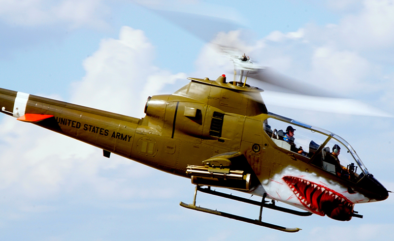 HELICOPTERS -