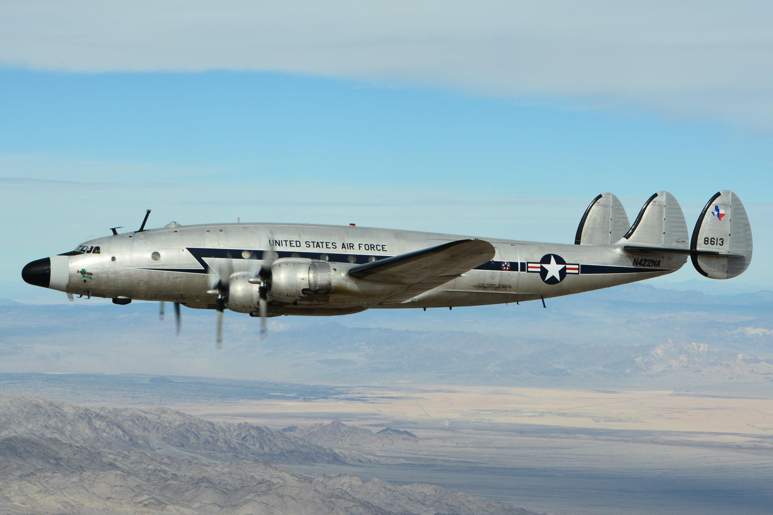 C-121A CONSTELLATION -