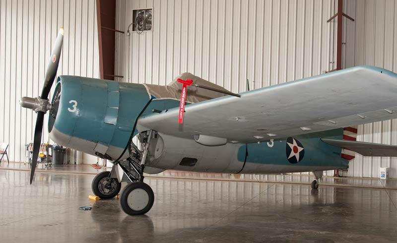 F4F-3 Wildcat -