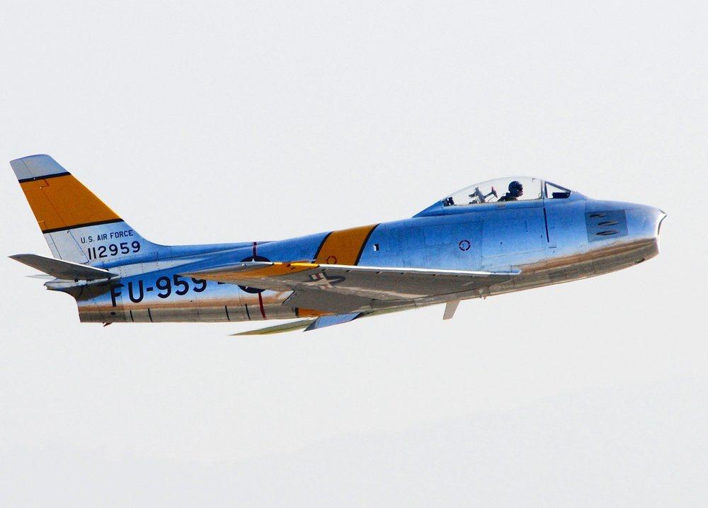 MK 6 F-86 SABRE -