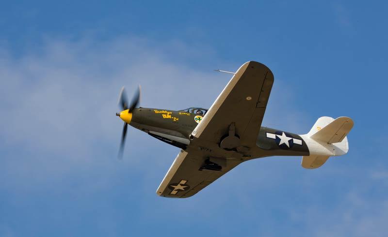 P-39 AIRACOBRA -