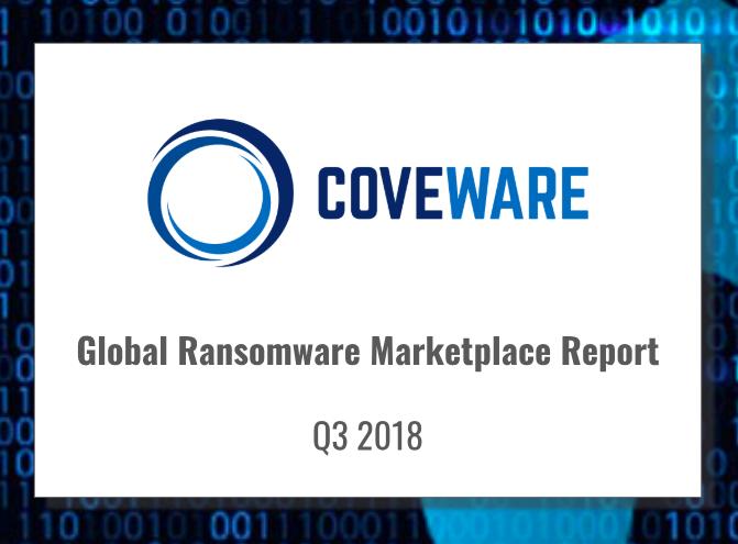 Coveware Global Ransomware Marketplace Report