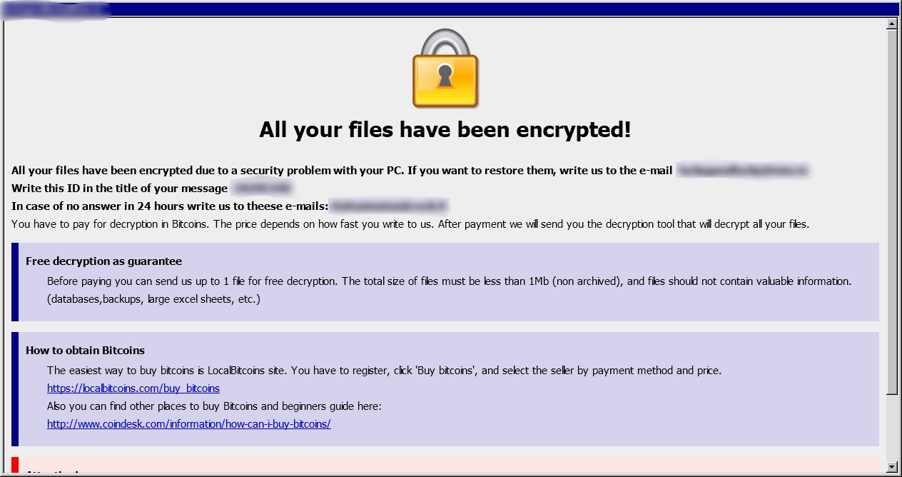 Example .Combo ransomware notice