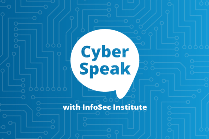 Defending Against and Recovering from Ransomware - bill Siegel and host Chris Sienko on an episode of the CyberSpeak with InfoSec Institute podcast
