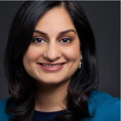 <b>MENAKA SHROFF</b><br>Global Head of Marketing, Devices & Mobility   Google Cloud