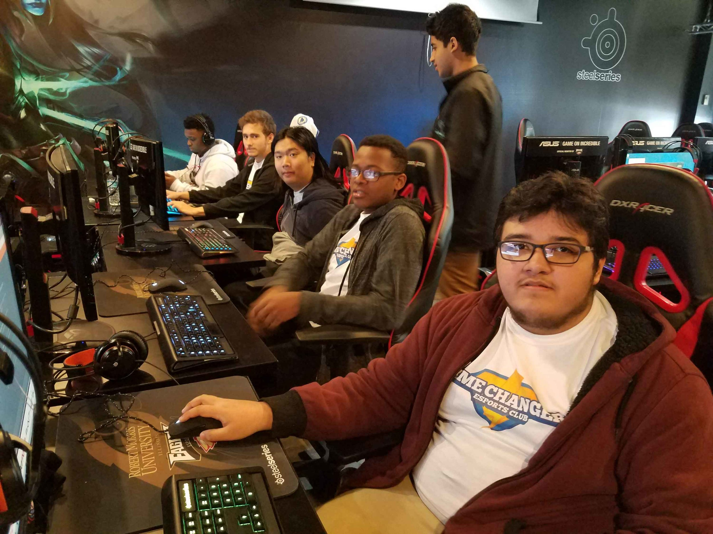 GameChangers - GameChangers provide technology and training to bridge the digital divide, alter outcomes and create life changing experiences through participation in esports.