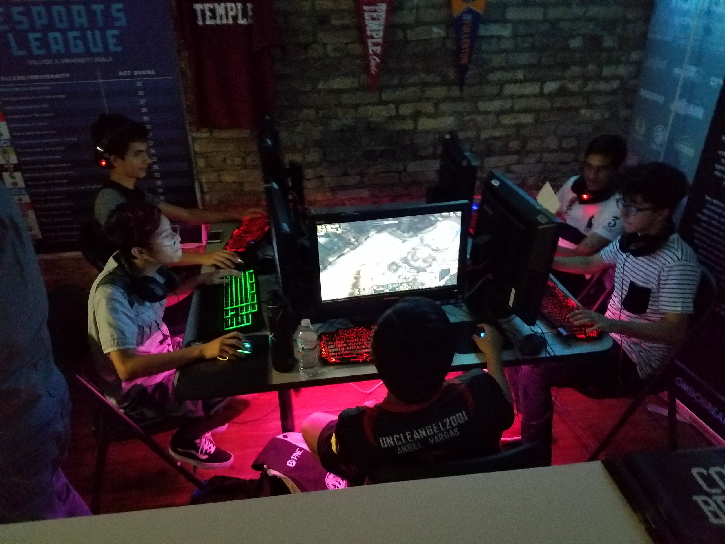 eSports Nebula - Their goal is to help eSport Players get recruited to the best colleges and teams, and assist colleges and teams to find the best talent and grow their program. They have coordinated with various universities to get donate equipment for our eSports equipment and Cosplay projects.