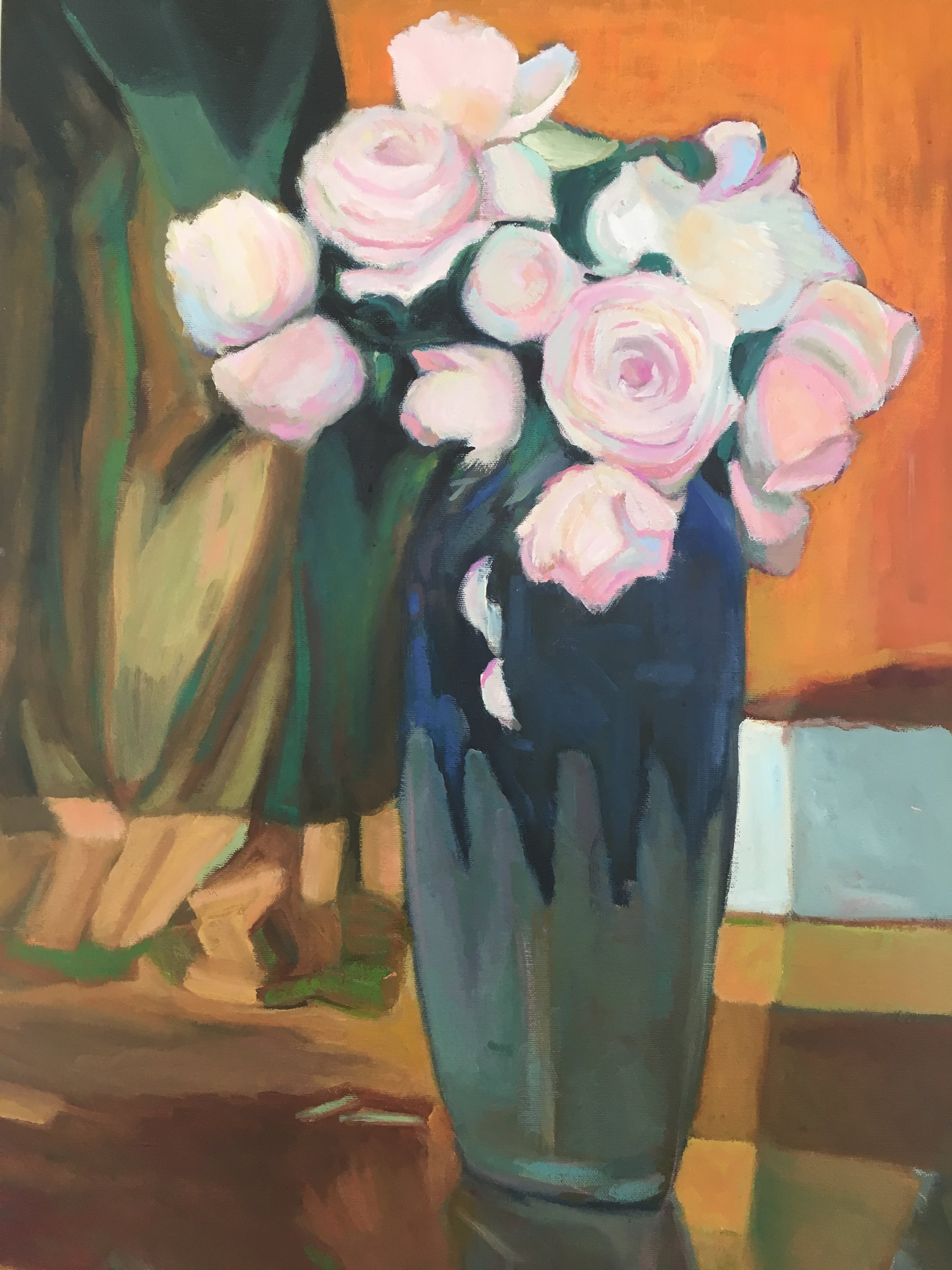 Roses After Sorolla
