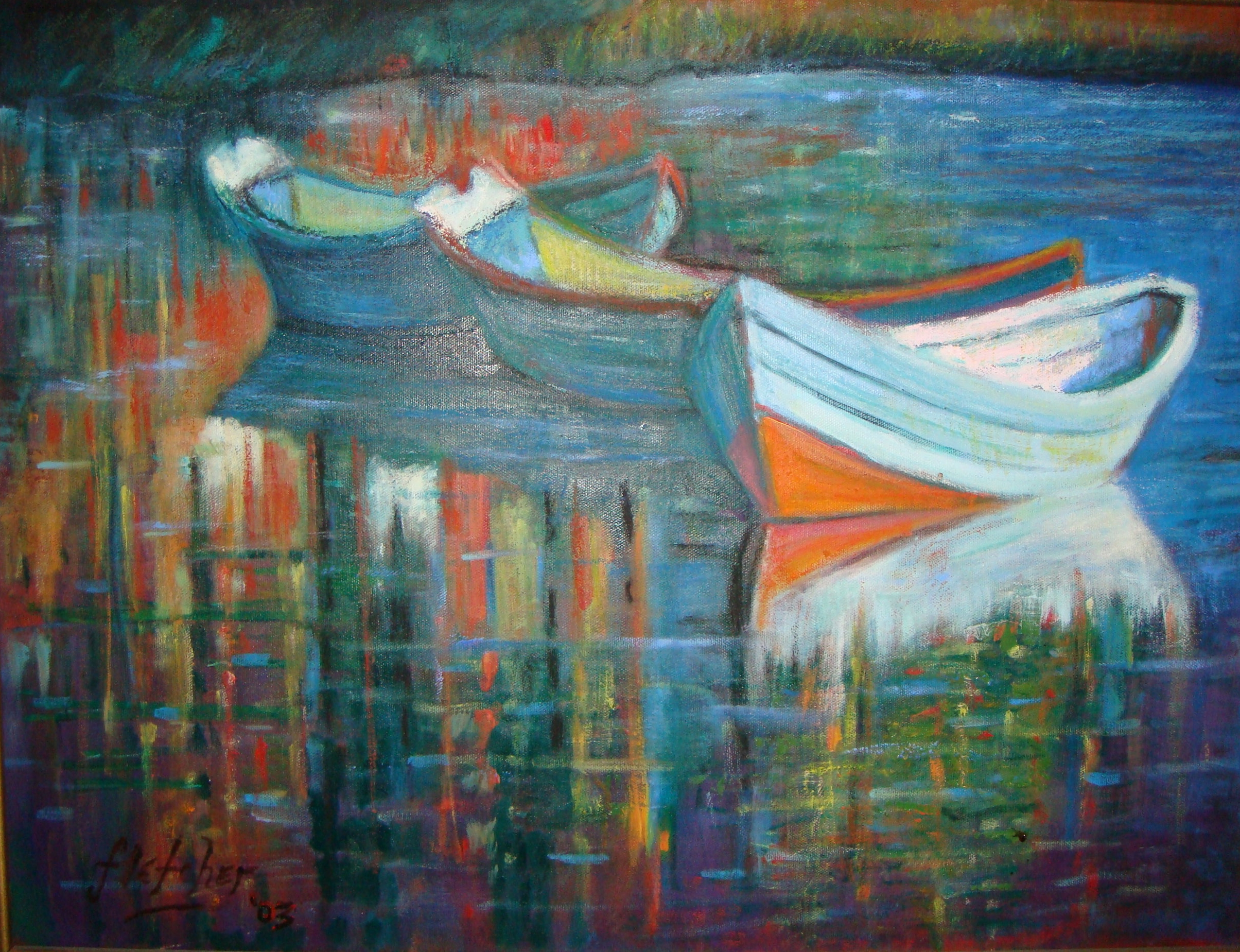 Boats - SOLD