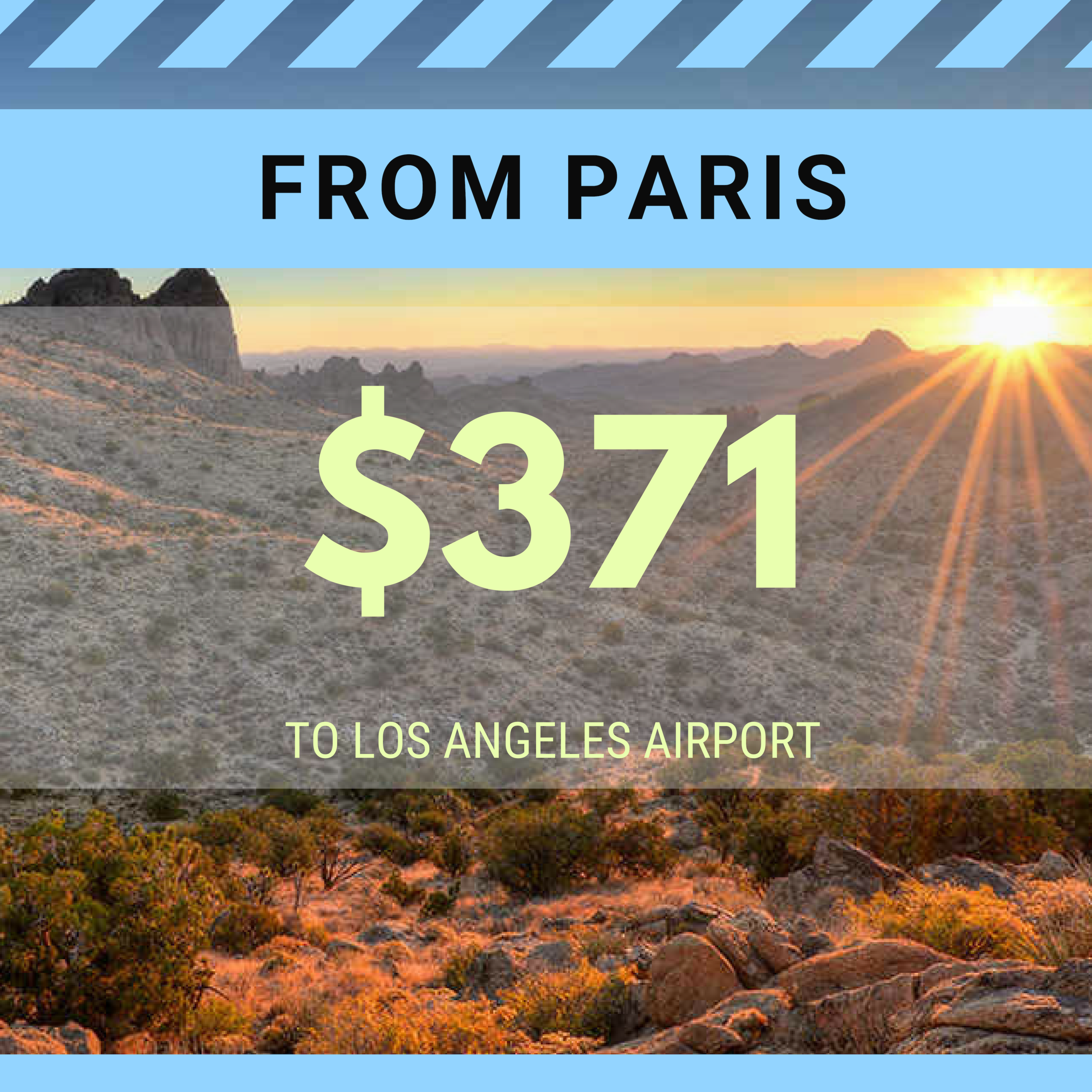 FROM PARIS TO LAX